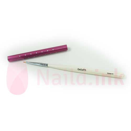 GellyFit Liner Brush #1 (Short)