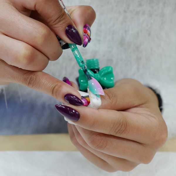 GellyFit Nail Art Training 101