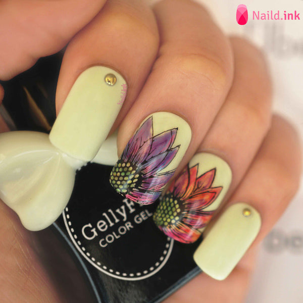 GellyFit - Oriental Flower Collection Set