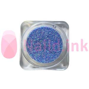 Fine Nail Art Glitter - Light Blue