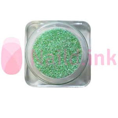Fine Nail Art Glitter - Light Green