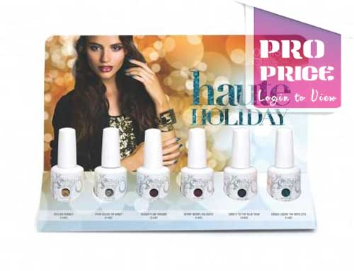 Gelish - Haute Holiday Collection