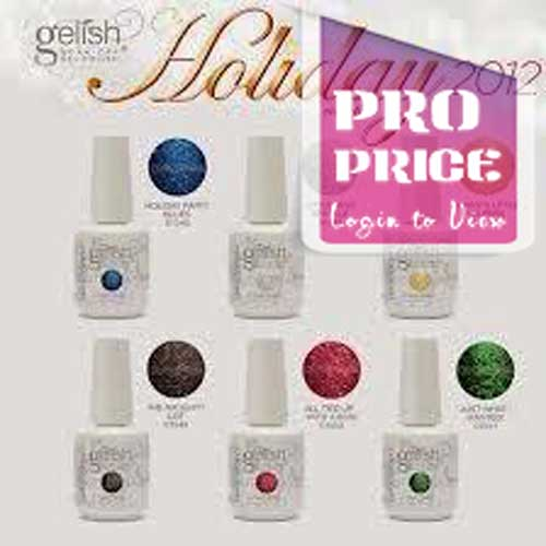 Gelish - Holiday 2012 Collection