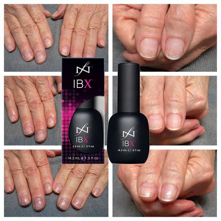 IBX Nail System Duo Pack - Nail Repair Treatment