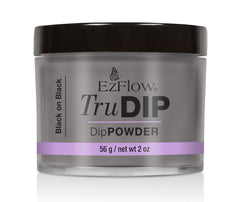 EzFlow TruDIP Black On Black Powder (56g)