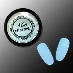 Daily Charme Glow In The Dark Pigment - Blue Glow
