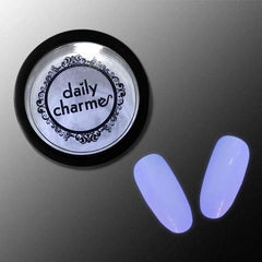 Daily Charme Glow In The Dark Pigment - Violet Glow