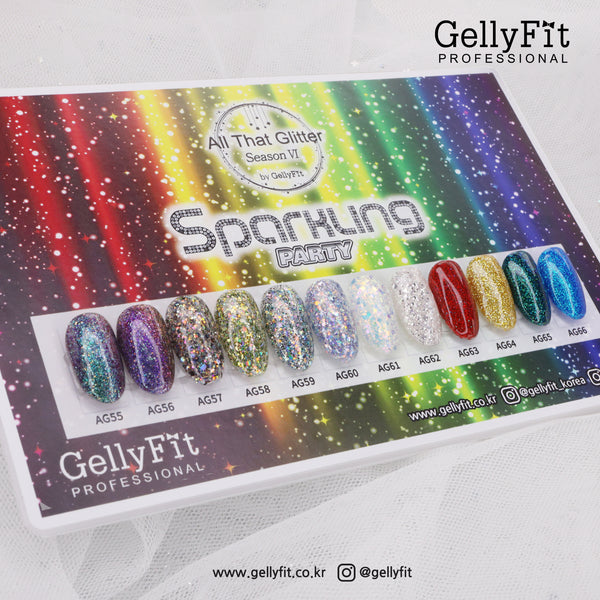 GellyFit - 2019 All That Glitter Sparkling Party  Collection Version 5
