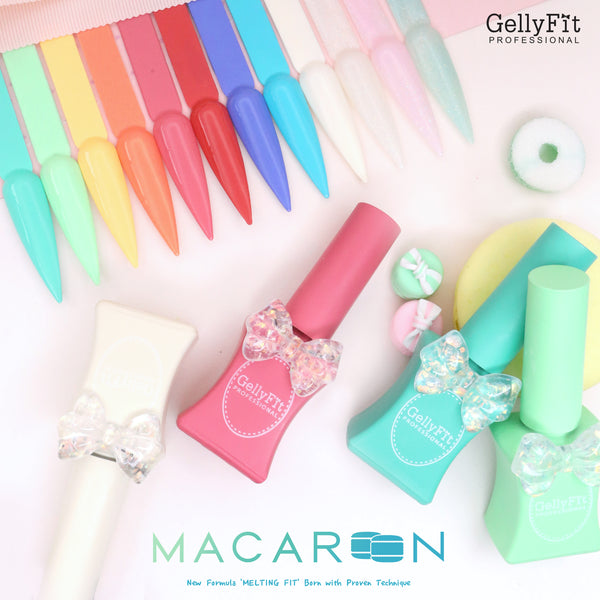 Gellyfit Macaroon collection 2020