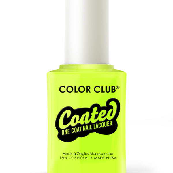 Color Club Nail Lacquer - Yellin' Yellow