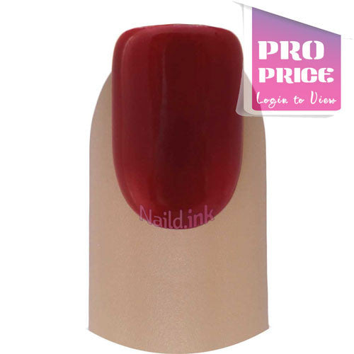 Gelish - Lady In Red (15ml)