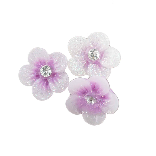 Resin Flower - Lavender