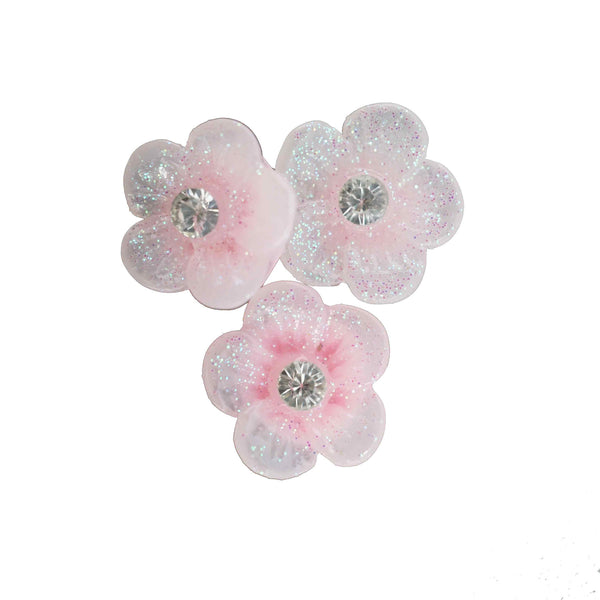 Resin Flower - Light Pink