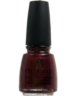 China Glaze Nail Lacquer - Long Kiss
