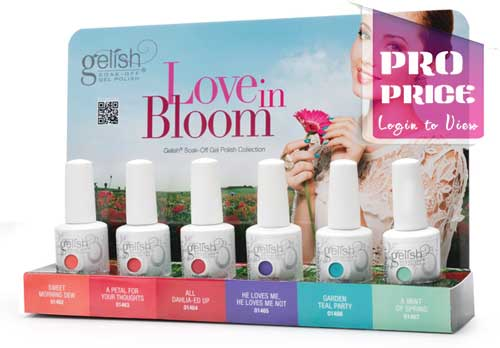 Gelish - Love In Bloom Collection