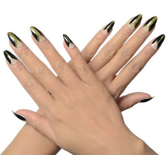 Nailhur Snap On Manicure - BAE (Stiletto)