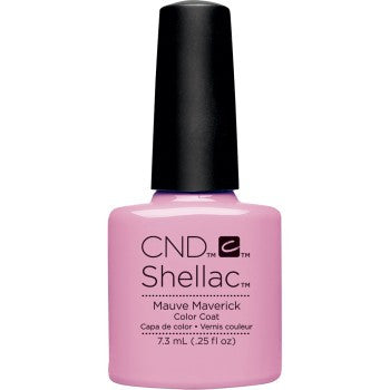CND Shellac - Mauve Maverick (7.3ml)