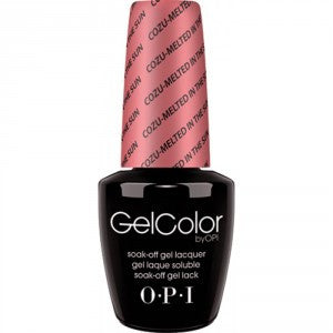 OPI GelColor - Cozu-Melted In The Sun
