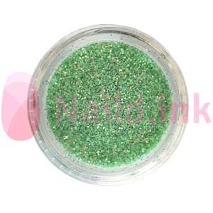 Fine Nail Art Glitter - Mint Waters