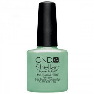 CND Shellac - Mint Convertible (7.3ml)