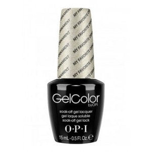 OPI GelColor - My Favourite Ornament