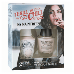 Gelish Two Of A Kind - My Main Freeze (Thrill Of The Chill Collection)