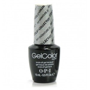 "OPI GelColor - My Signature is ""DC"""
