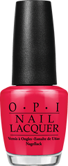 OPI Nail Lacquer - California Raspberry (LIMITED EDITION)