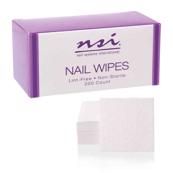 NSI Nail Wipes (200 pieces)