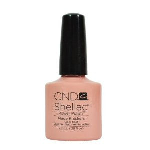 CND Shellac - Nude Knickers (7.3ml)
