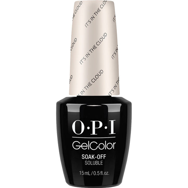 OPI GelColor - It's In The Cloud