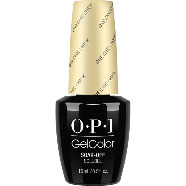 OPI GelColor - One Chic Chick
