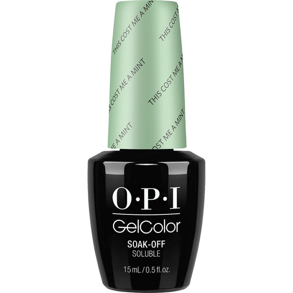 OPI GelColor - This Cost Me A Mint