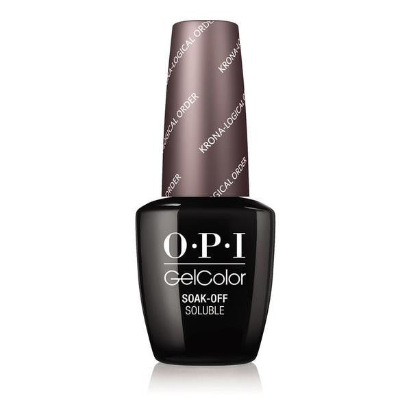 OPI GelColor - Krona-logical Order