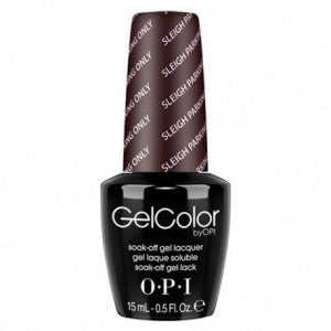 OPI GelColor - Sleigh Parking Only