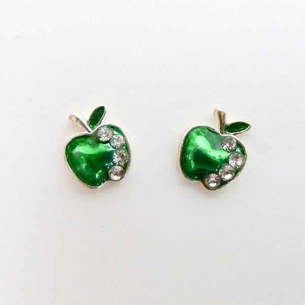 Nail Charm Green Apple