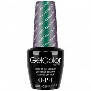 OPI GelColor - Peace & Love & OPI