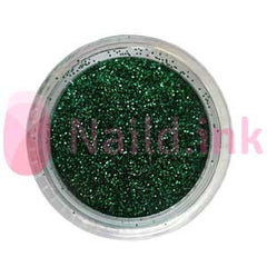 Fine Nail Art Glitter - Pine Tree (Green)