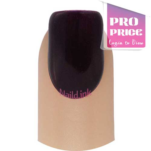 CND Shellac - Plum Paisley (7.3ml)