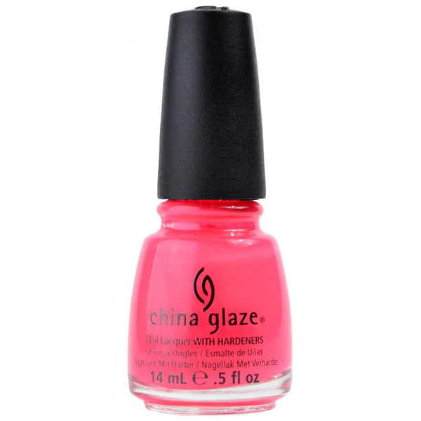 China Glaze Nail Lacquer - Pool Party