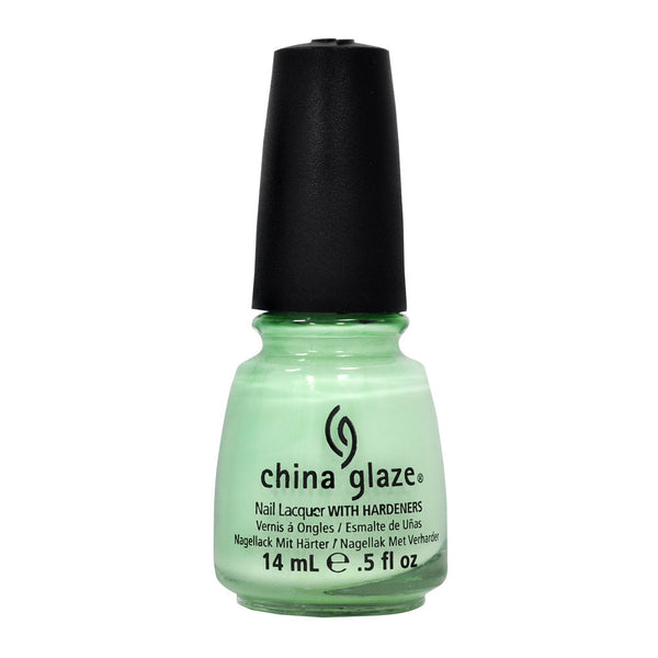China Glaze Nail Lacquer - Re-fresh Mint