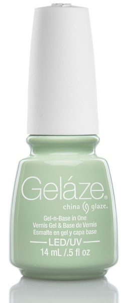 Geláze Gel-n-Base in One - Re-fresh Mint