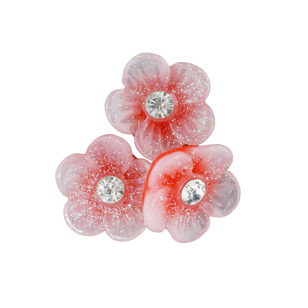 Resin Flower - Red