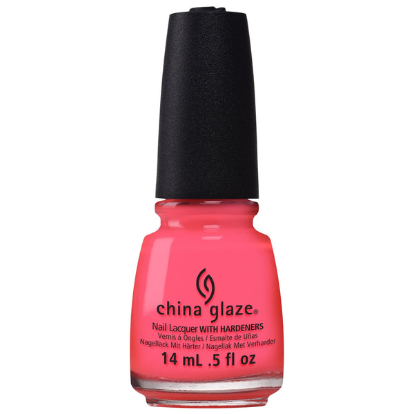 China Glaze Nail Lacquer - Red-Y To Rave