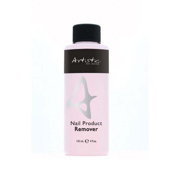 Artistic Colour Gloss - Nail Product Remover (118ml)