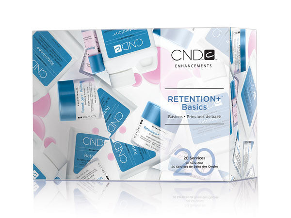 CND Retention+ Basics Kit