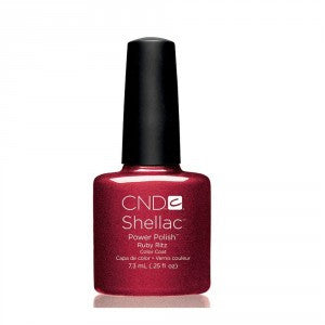CND Shellac - Ruby Ritz (7.3ml)