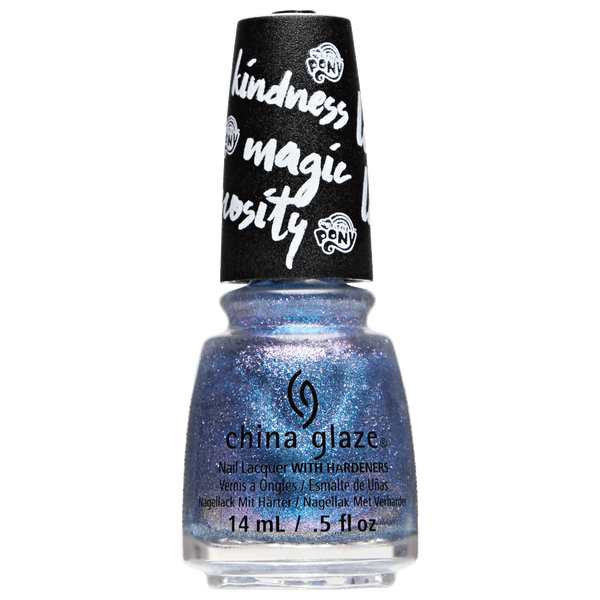 China Glaze Nail Lacquer - Let Your Twilight Sparkle