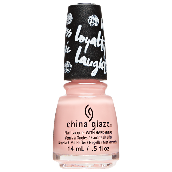 China Glaze Nail Lacquer - Sweet As Pinkie Pie