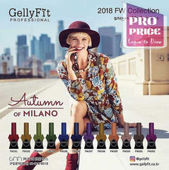 GellyFit - 2018 FW Collection: Autumn of Milano
